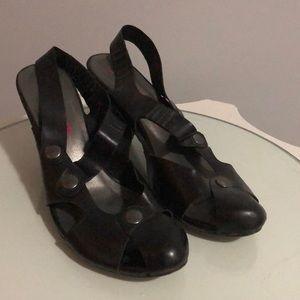 CHANii B signed shoes
